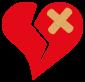afbeelding van hartepijn